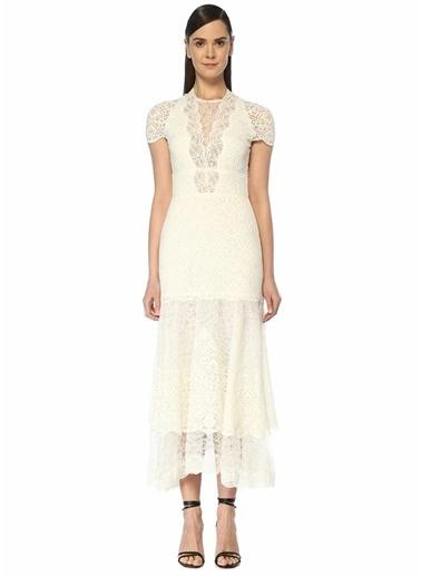 Jonathan Simkhai Elbise Beyaz